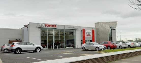 Karen Duffy Takes Home the Toyota Roadshow Winning Prize